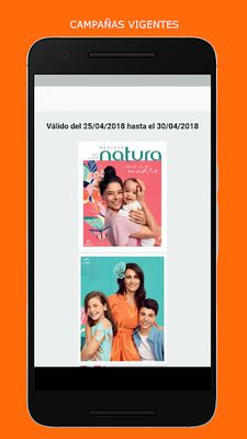 Image of Natura - Catalog