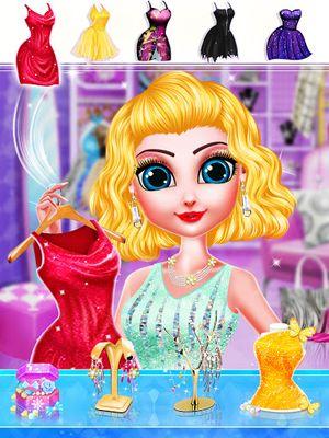 Image 8 of Fashion Celebrity Hair Salon: Makeup And Dress