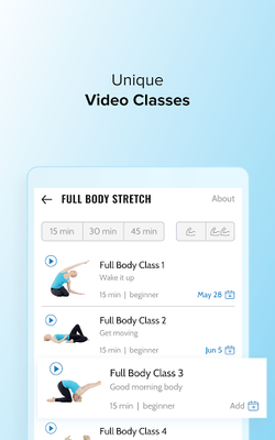 Image 17 of StretchIt - Stretching and Flexibility Videos