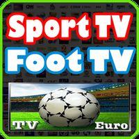 Ícone do apk Canais de TV ao vivo de futebol