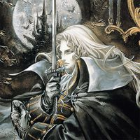 Ícone do Castlevania: Symphony of the Night