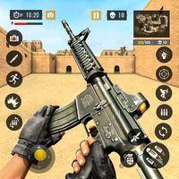 Εικονίδιο του FPS Commando Secret Mission - Free Shooting Games