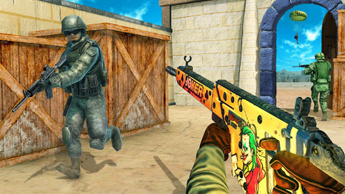 Image 10 of Free offline shooting games 2020