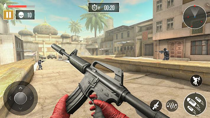 Image 11 of Free offline shooting games 2020