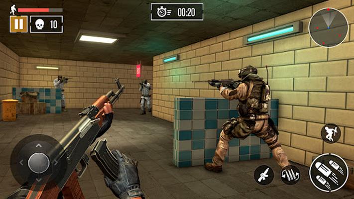 Image 12 of Free offline shooting games 2020