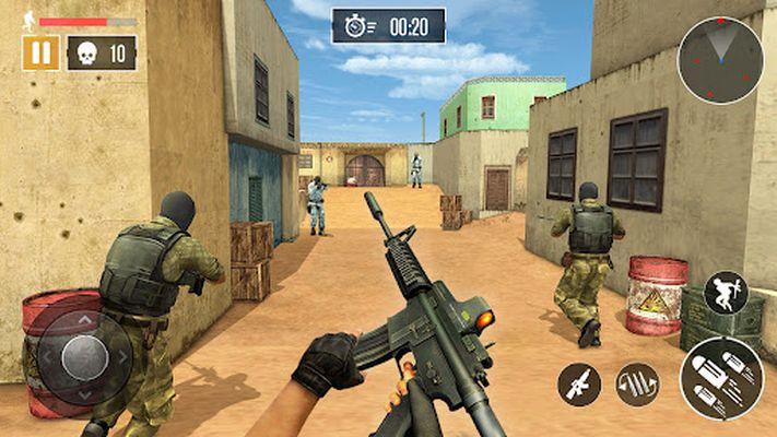 Image 1 of Free offline shooting games 2020