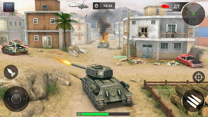 Image 2 of Free offline shooting games 2020