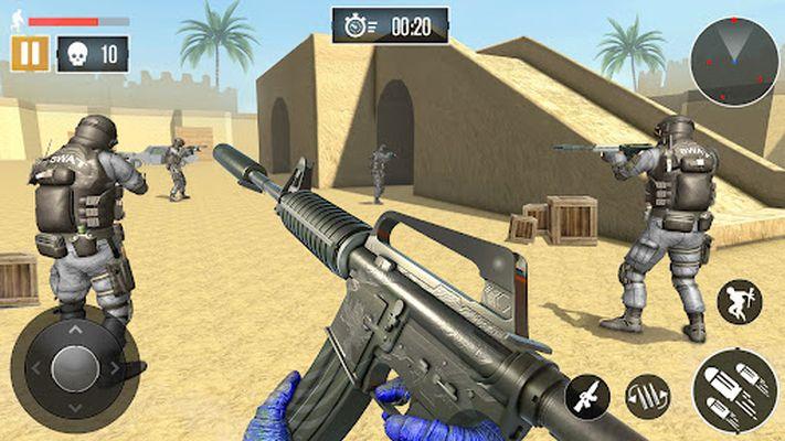Image 6 of Free offline shooting games 2020