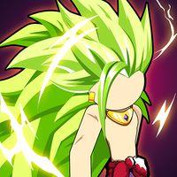 Ícone do Stickman Warriors - Super Dragon Shadow Fight