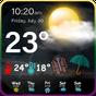 Dokładna pogoda - prognoza pogody na żywo