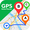GPS Route Planner : Navigation Map & Route Tracker
