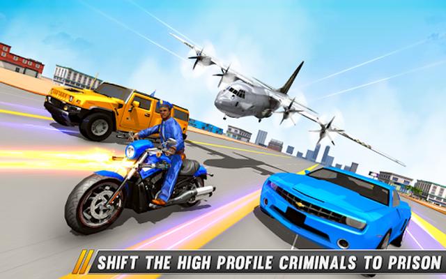 Image 12 of Police Bus Shooting - Police Plane