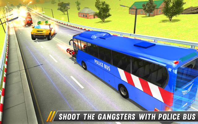 Image 17 of Police Bus Shooting - Police Plane
