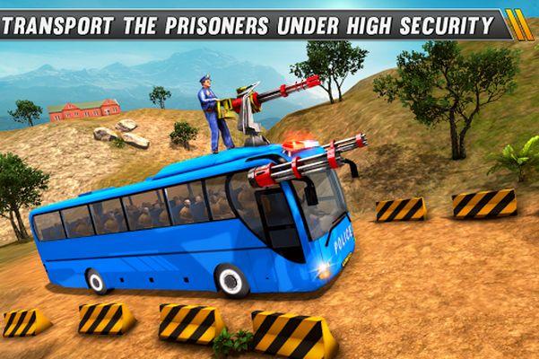 Image 1 of Police Bus Shooting - Police Plane