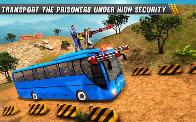 Image 6 of Police Bus Shooting - Police Plane