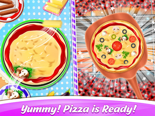 Image 11 of Bake Pizza Delivery Boy: Pizza Maker Games