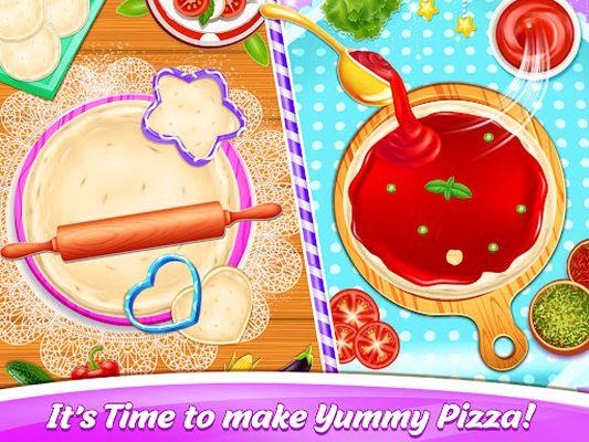 Image 2 of Bake Pizza Delivery Boy: Pizza Maker Games