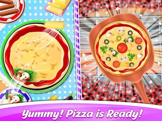 Image 3 of Bake Pizza Delivery Boy: Pizza Maker Games