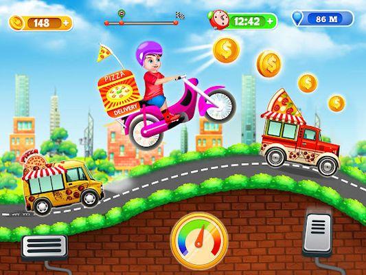 Image 6 of Bake Pizza Delivery Boy: Pizza Maker Games