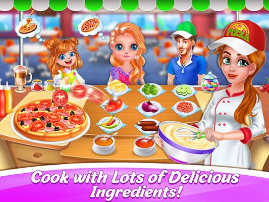Image 7 of Bake Pizza Delivery Boy: Pizza Games