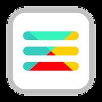 Icono de Botón de menú (no root)