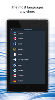 Image 12 of Learn 160 Languages in Spanish |  Bluebird