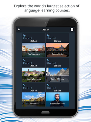 Image 16 of Learn 160 Languages in Spanish |  Bluebird