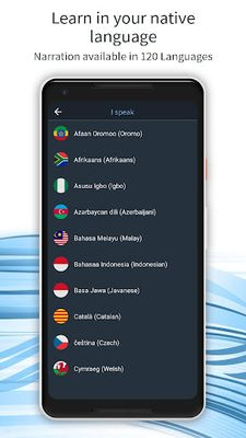 Image 3 of Learn 160 Languages in Spanish |  Bluebird
