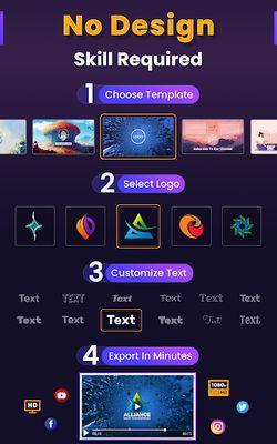 Image 10 of Intro Maker - Outro Maker, Video Ad Creator