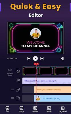 Image 11 of Intro Maker - Outro Maker, Video Ad Creator
