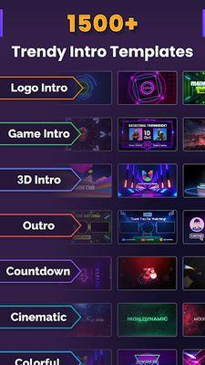 Image 1 of Intro Maker - Outro Maker, Video Ad Creator