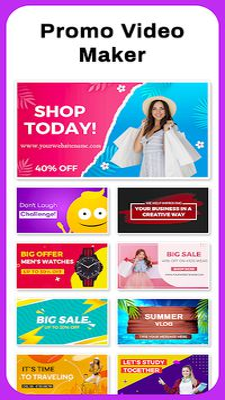 Image 2 of Intro Maker - Outro Maker, Video Ad Creator