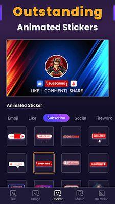 Image 6 of Intro Maker - Outro Maker, Video Ad Creator