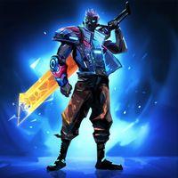 Biểu tượng Cyber Fighters: Legends Of Shadow Battle