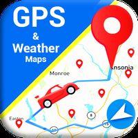 Icoană apk GPS Harta Romaniei Distante Rutiere Prognoza meteo