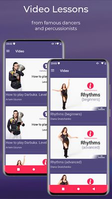 Image 2 of Darbuka Rhythms