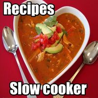 Ícone do Recipes slow cooker. Recipes from the photo.