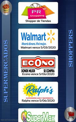 Shopper Supermarkets PR and Stores screenshot apk 3
