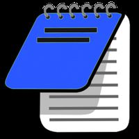 notebook for daily writing icon