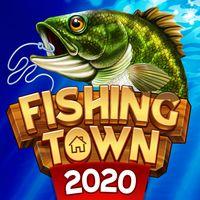 Fishing Town: 3D Vissen Vangen & Build Game 2020 APK icon