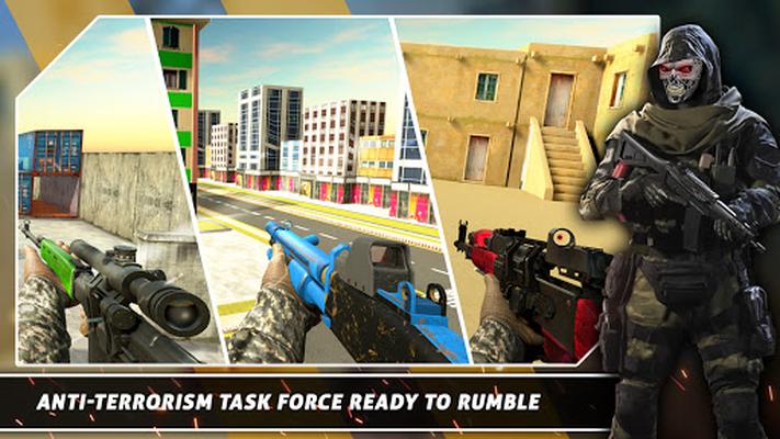 Image 9 of terrorist counter Strike fps shooting games