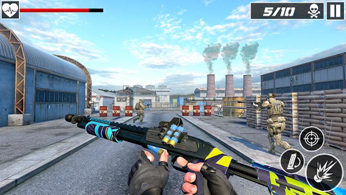 Image 11 of terrorist counter Strike fps shooting games