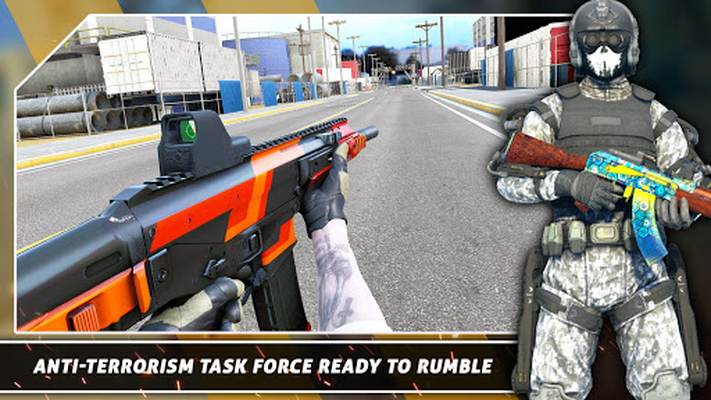 Picture 19 of terrorist counter Strike fps shooting games