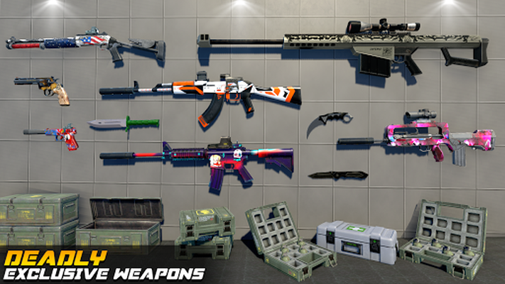 Picture 21 of terrorist counter Strike fps shooting games