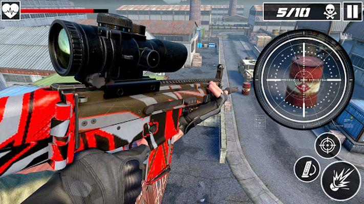 Image 2 of counter terrorist Strike fps shooting games