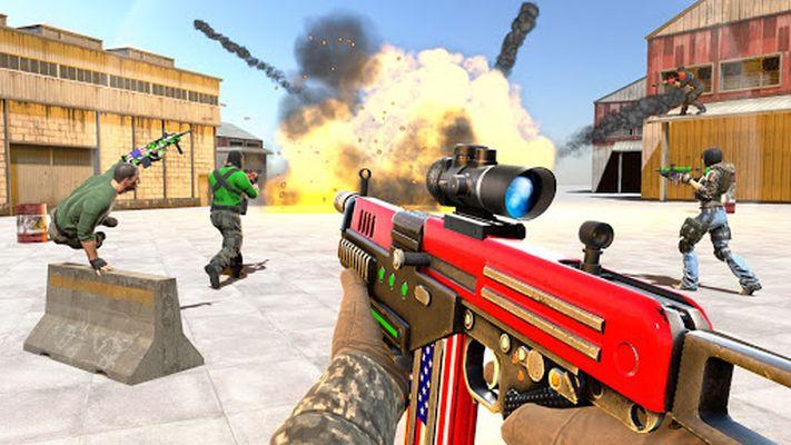Image 3 of terrorist counter Strike fps shooting games
