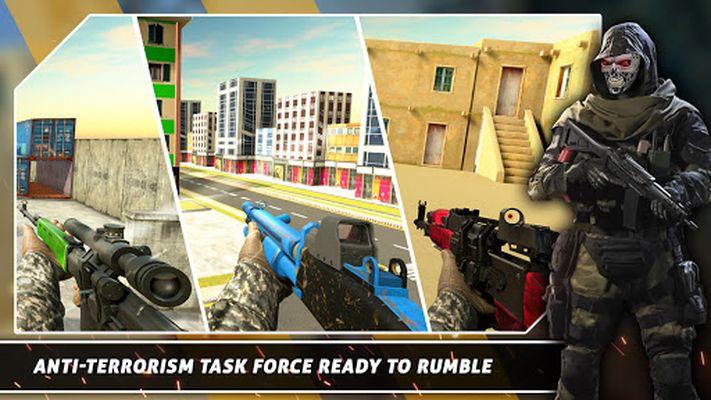 Image 4 of terrorist counter Strike fps shooting games