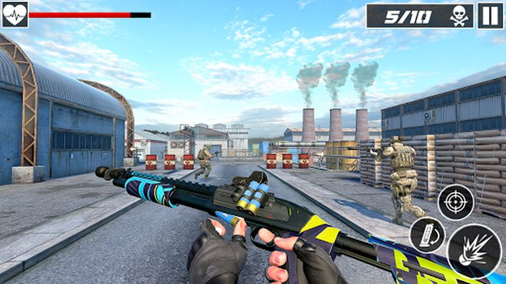 Picture 6 of terrorist counter Strike fps shooting games