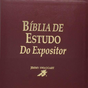 Biblia de Estudo Do Expositor (Portugues)
