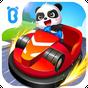 Pequeño Panda: Carrera de coches